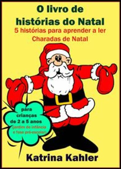 O Livro De Histórias Do Natal - cover