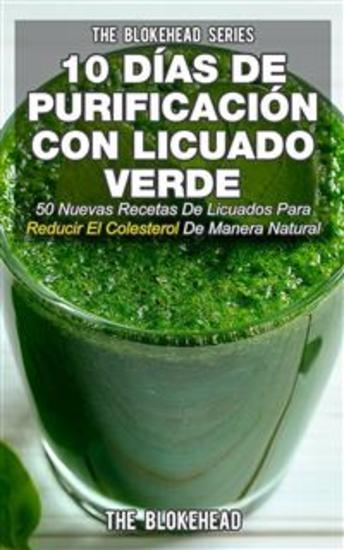 10 Días De Purificación Con Licuado Verde - cover