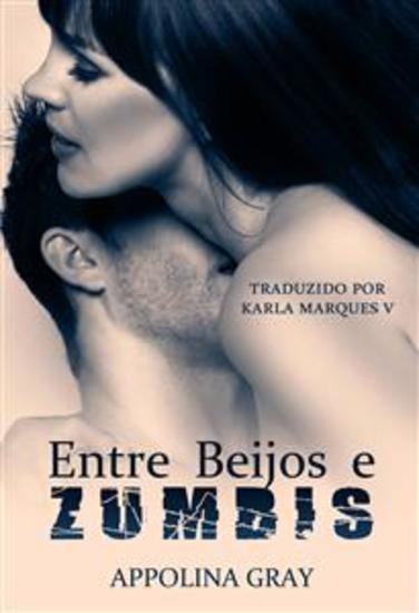 Entre Beijos E Zumbis - cover