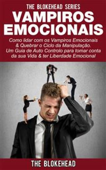 Vampiros Emocionais - cover