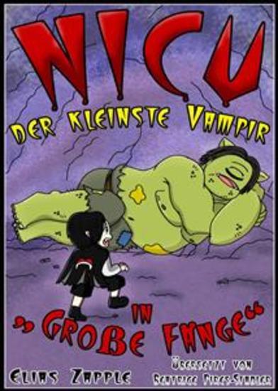 Nicu – Der Kleinste Vampir: In 'große Fänge' - cover