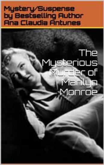 Mysterious Murder Of Marilyn Monroe - cover