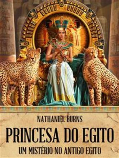Princesa Do Egito - Um Mistério No Antigo Egito - cover
