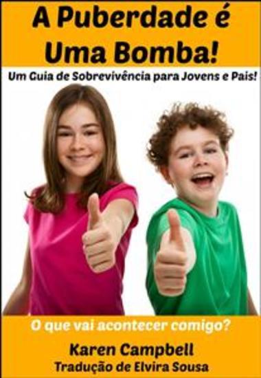 A Puberdade É Uma Bomba! - cover