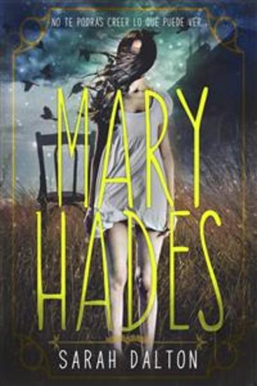 Mary Hades - cover