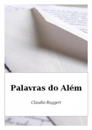 Palavras Do Além - cover