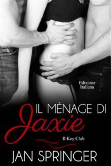 Il Ménage Di Jaxie - cover