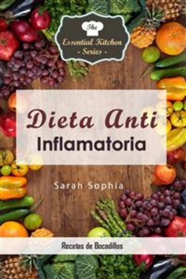 Dieta Anti Inflamatoria - Recetas De Bocadillos - cover