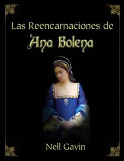 Las Reencarnaciones De Ana Bolena - cover