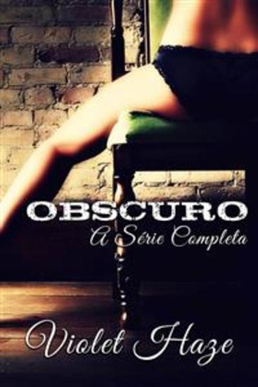 Obscuro (A Série Completa) - cover