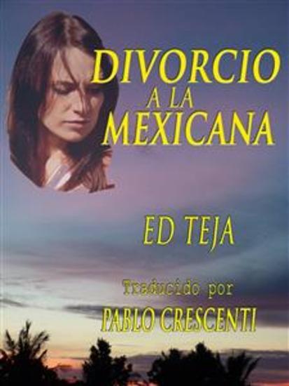 Divorcio A La Mexicana - cover
