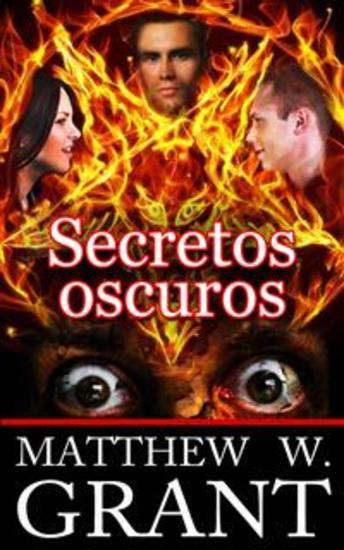 Secretos Oscuros - cover