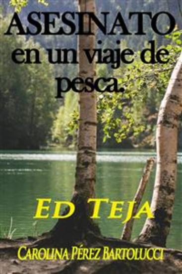Asesinato En Un Viaje De Pesca - cover
