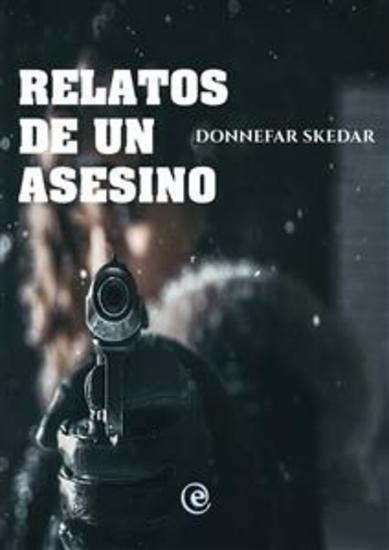 Relatos De Un Asesino - cover