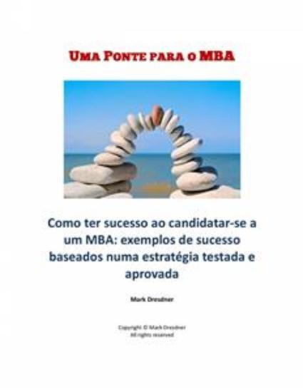 Uma Ponte Para O Mba - cover