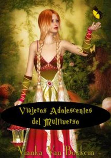 Viajeros Adolescentes Del Multiverso - cover