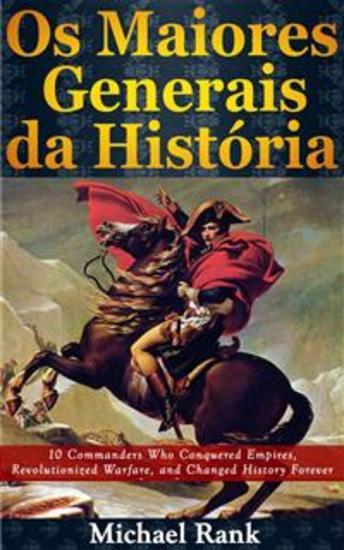 Os Maiores Generais Da História - cover