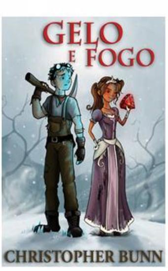 Gelo E Fogo - cover