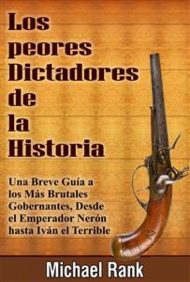 Los Peores Dictadores De La Historia - cover