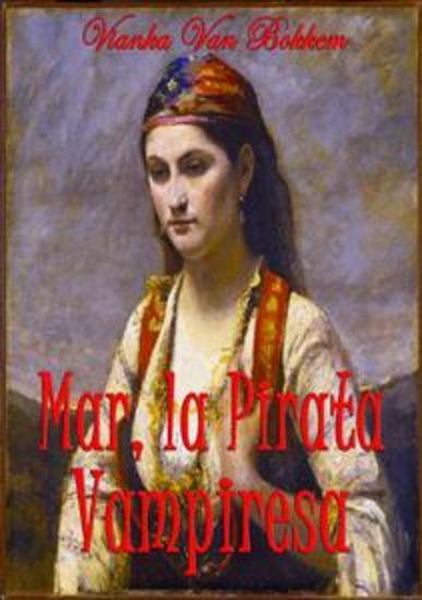Mar La Pirata Vampiresa - cover