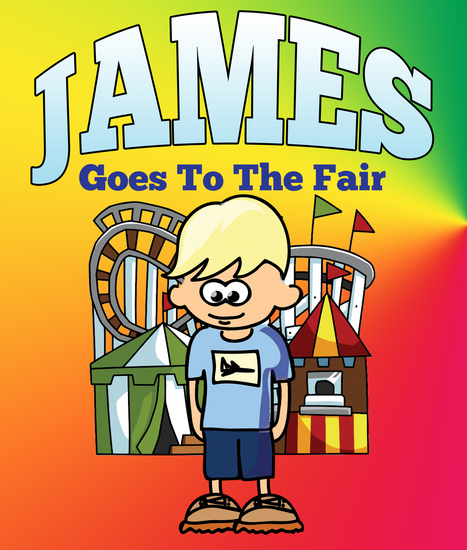James Goes To The Fair - cover
