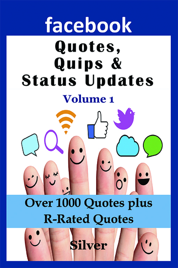 Facebook Quotes and Status Updates - Volume 1 - cover