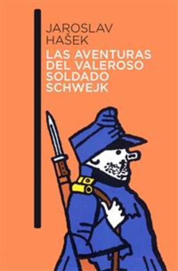 Las aventuras del buen soldado Švejk - Ilustrado - cover