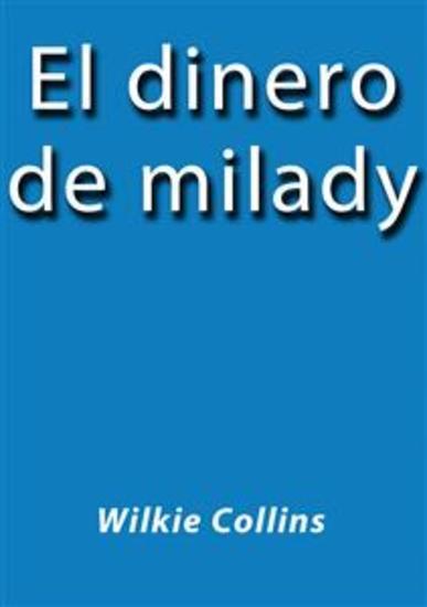 El dinero de milady - cover
