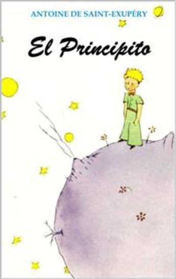 El Principito (Ilustrado) - cover