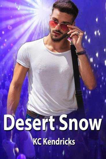 Desert Snow - cover