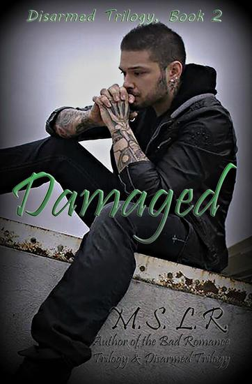 Damaged - Disarmed Trilogy #2 - cover