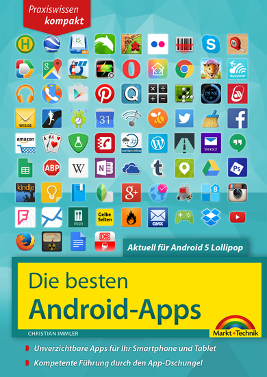 Die besten Android-Apps - cover