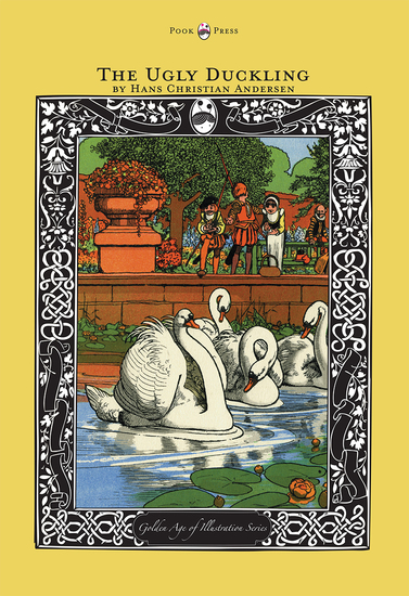 The Ugly Duckling - The Golden Age of Illustration Series - cover