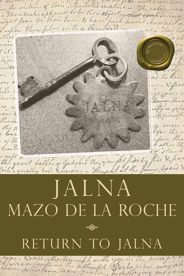 Return to Jalna - cover