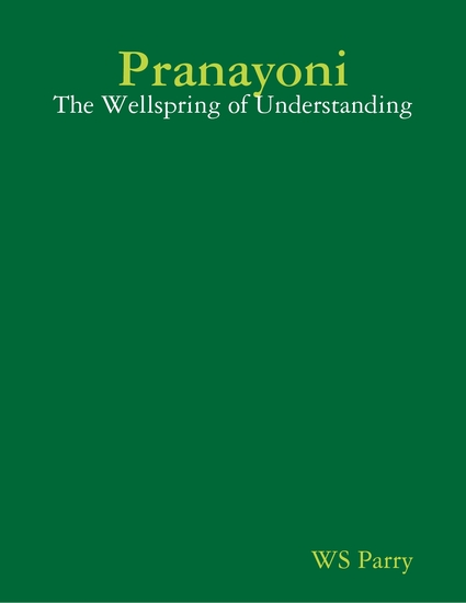 Pranayoni: The Wellspring of Understanding - cover