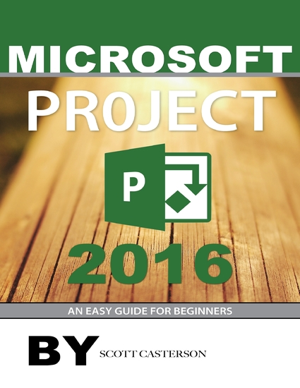 Microsoft Project 2016 - cover