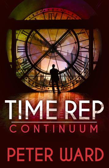 Continuum: Time Rep - cover