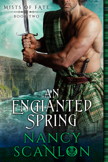 An An Enchanted Spring - Mists of Fate - Book Two - cover