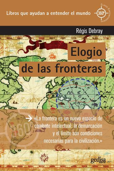 Elogio de las fronteras - cover