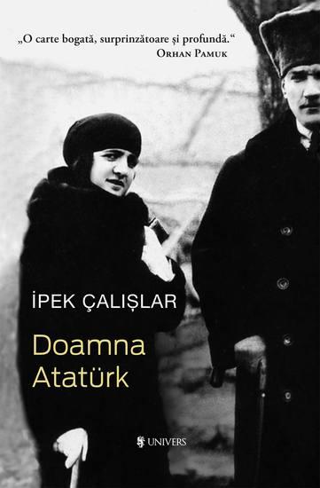 Doamna Ataturk - cover