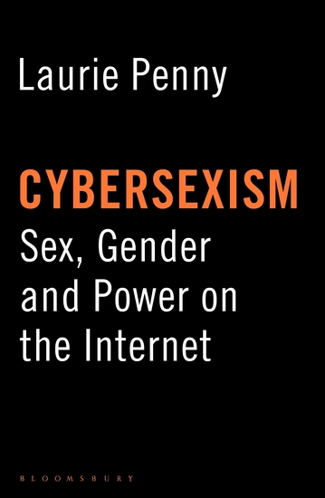Cybersexism - Sex Gender and Power on the Internet - cover