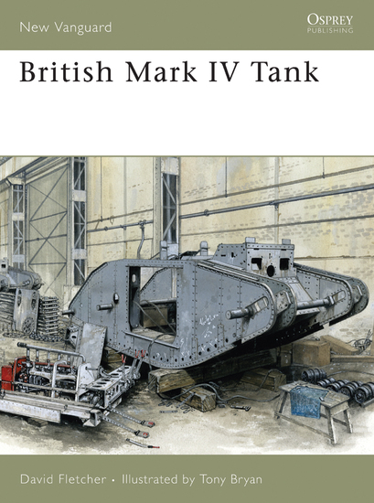 British Mark IV Tank - cover