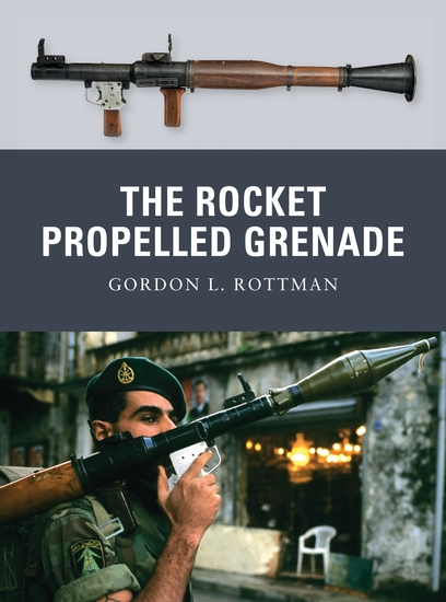 The Rocket Propelled Grenade - cover