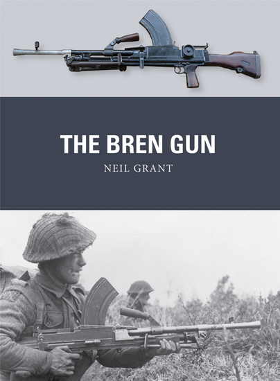 The Bren Gun - cover