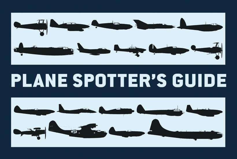 Plane Spotter's Guide - cover