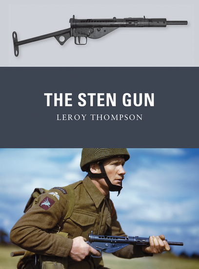 The Sten Gun - cover