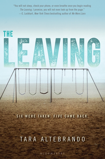 The Leaving - cover