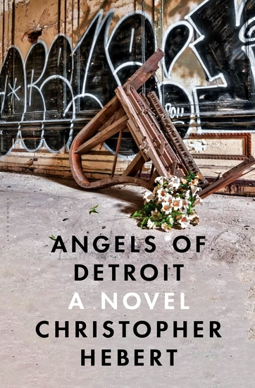 Angels of Detroit - cover