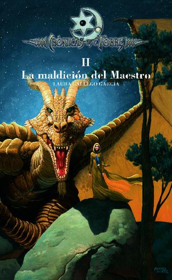 Crónicas de la Torre II La maldición del Maestro - cover