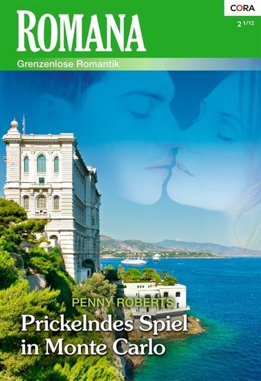 Prickelndes Spiel in Monte Carlo - cover